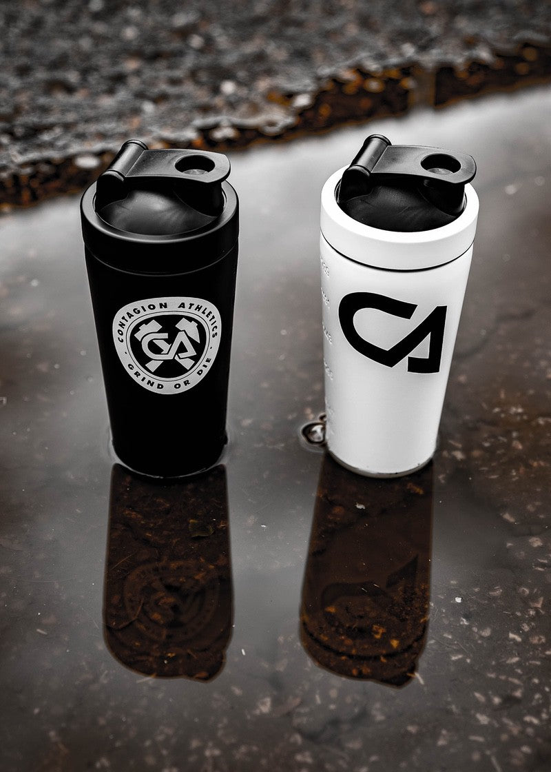 Shaker Bottle - Bottle - Contagion Athletics