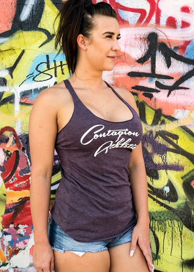 Tri-Blend Racerback - Racerback - Contagion Athletics