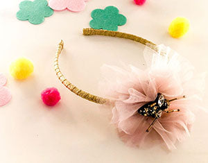Bee's and Tutu's Headband