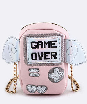 Video Game Purse