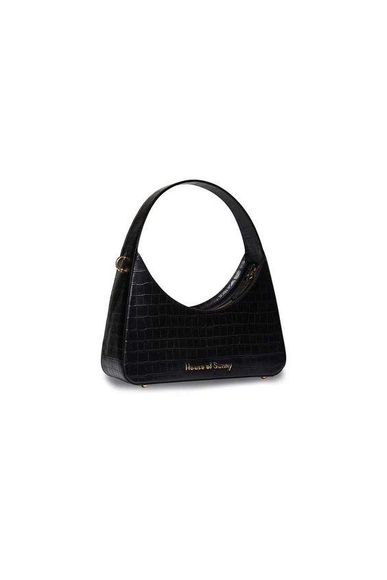 House of Sunny Vegan Leather Icon Bag