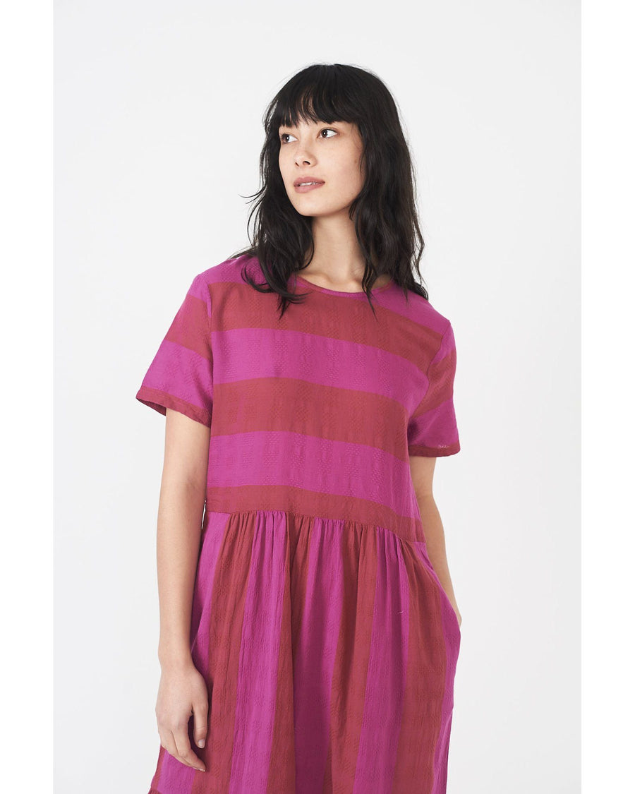 Ace & Jig Marie Dress in Orchid The Sloth