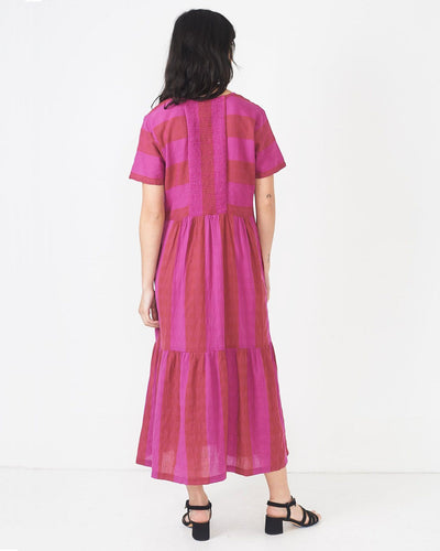 Marie Dress in Orchid