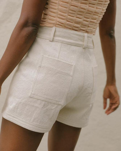Dulce Shorts Brick