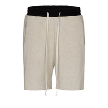 ESSENTIAL SHORTS - GREY - GROWN ROYAL
