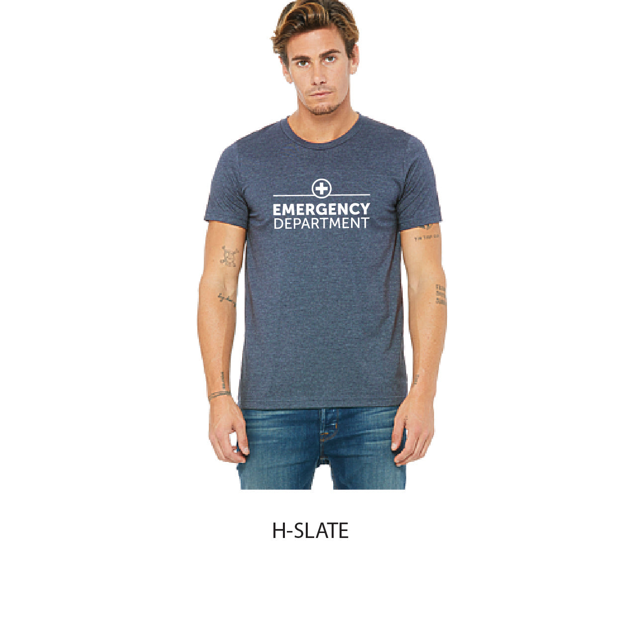 Emergency Wordmark T-Shirt
