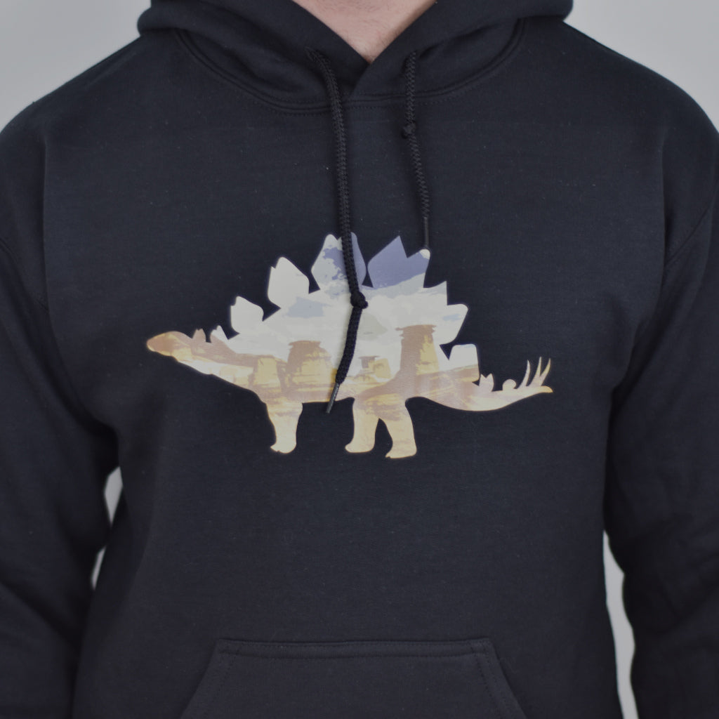 Dino Pullover Hoodie