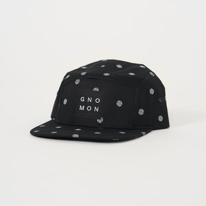 Adjustable 5 Panel Hat