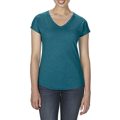 Emergency Square V-Neck