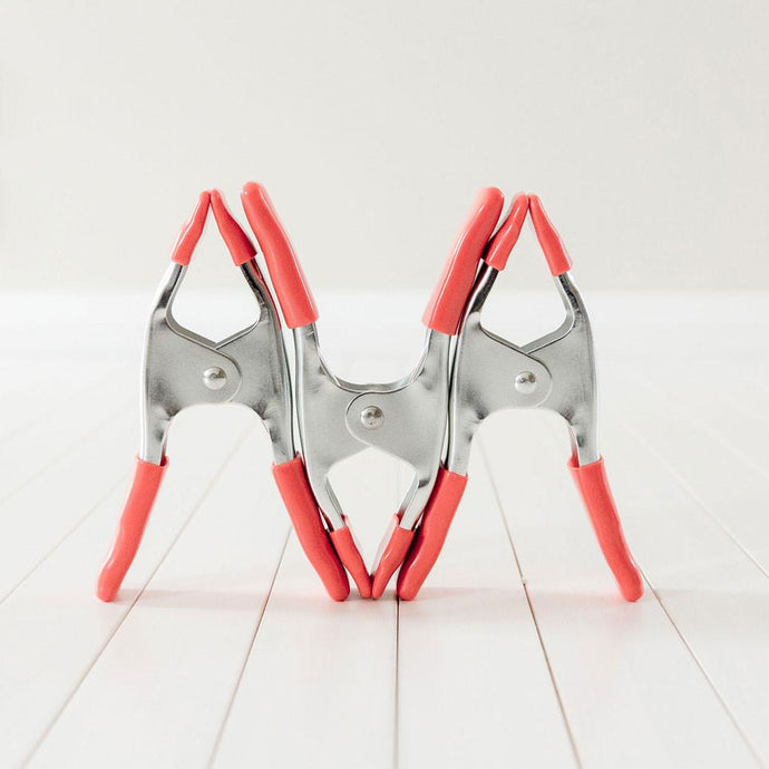 backdrop pony photography clamps