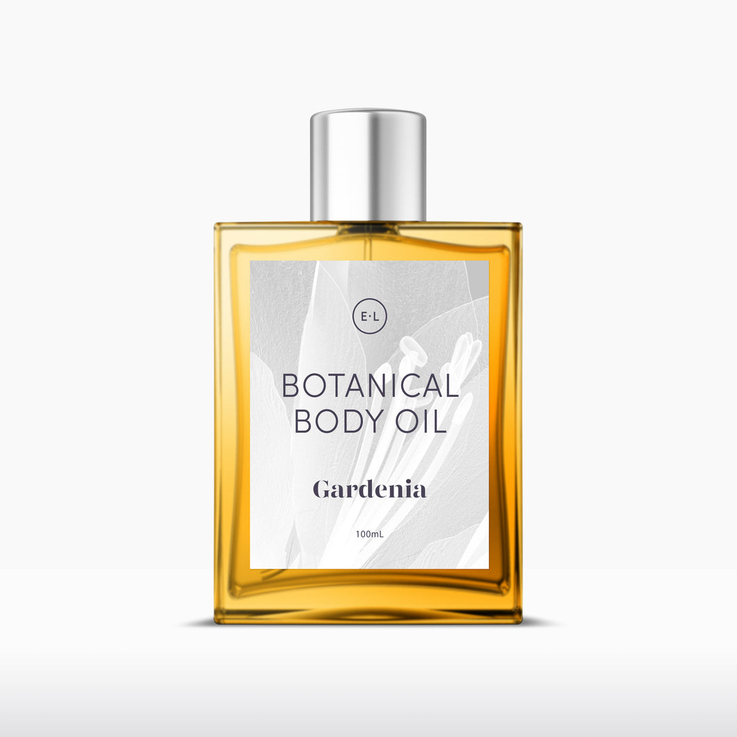 Botanical Body Oil · Gardenia 100mL