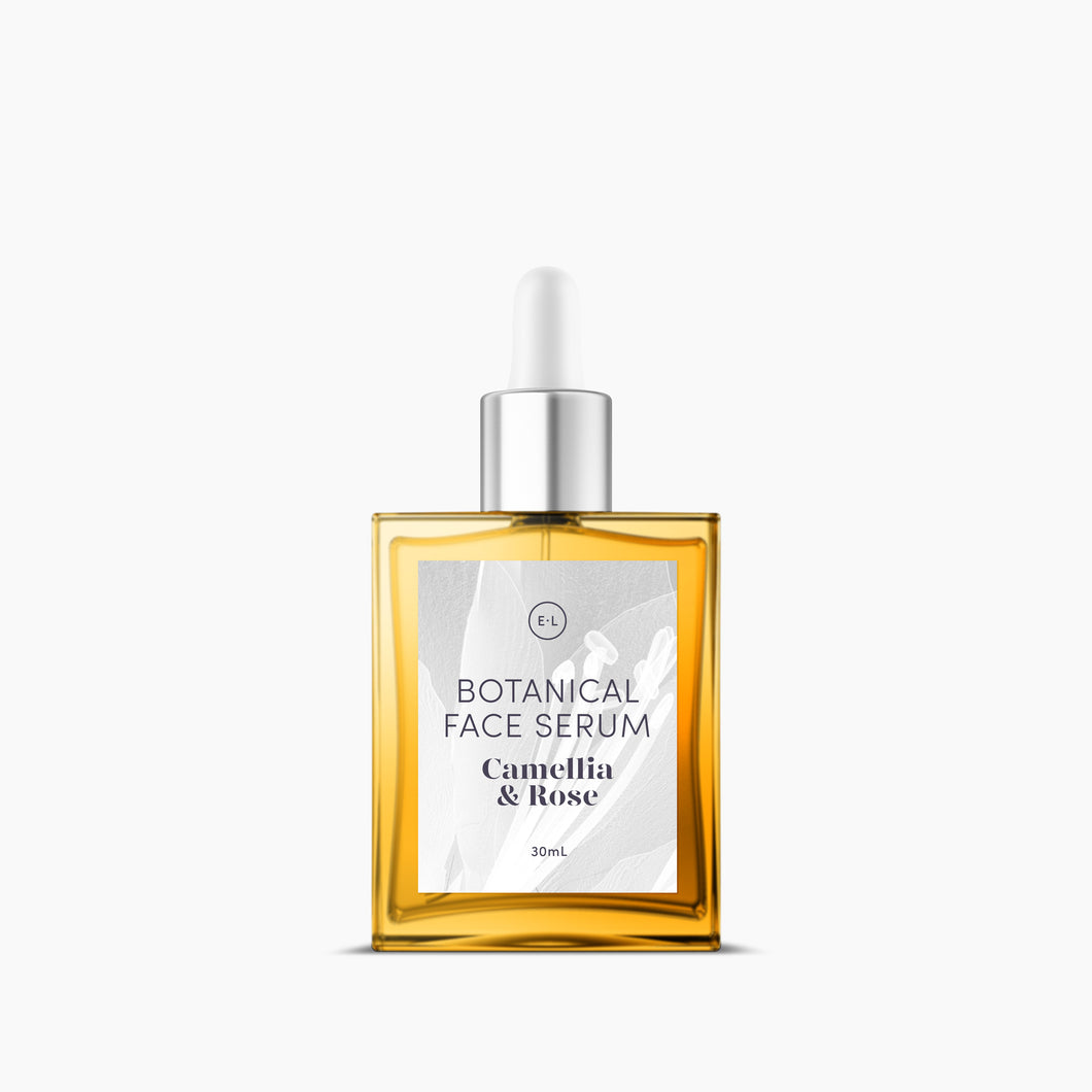 BOTANICAL FACE SERUM 30ml