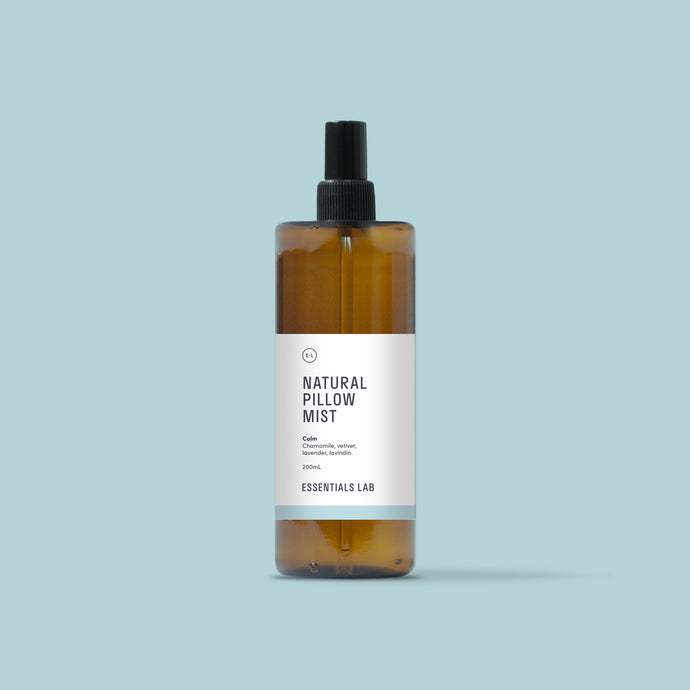 Calm · Natural Pillow Mist