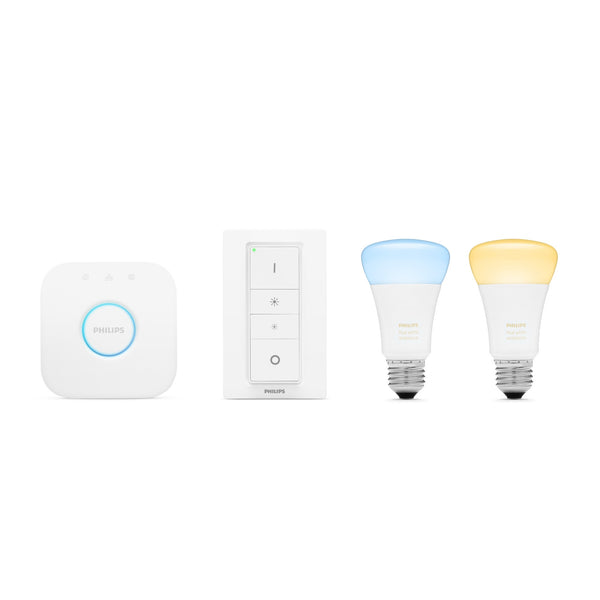 Philips Hue White Ambiance Lighting Starter Kit E27
