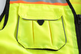 Premium Black Series Surveyors Vest  S5002