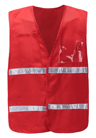 Incident Command Reflective Vest