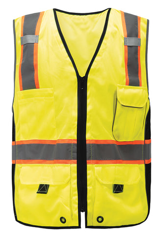Premium black series 1513 Reflective vest