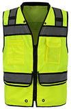 High Performance Surveyors Vest S5004