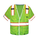 Premium Brilliant Series Breakaway Class 3 Vest 1552B