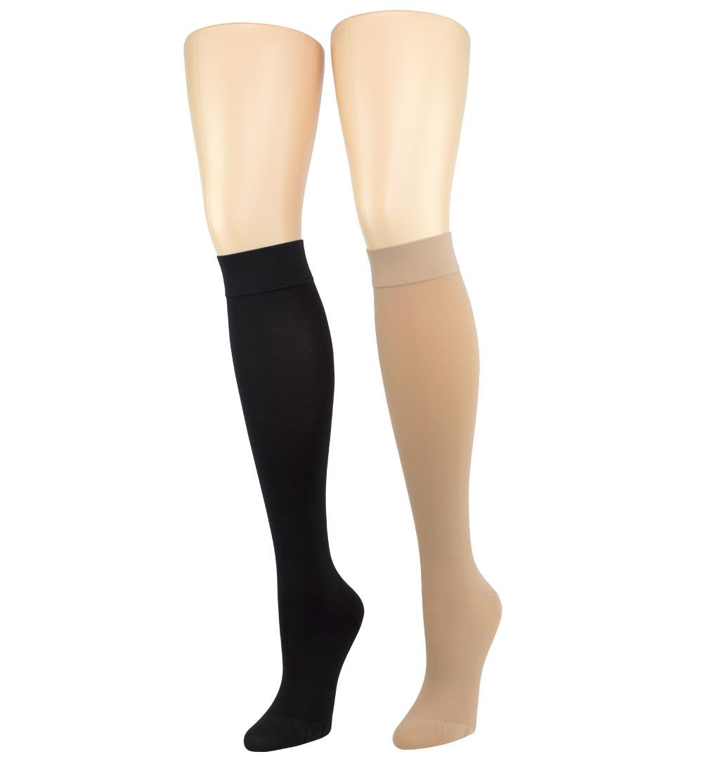 promo code 9acf3 d69d3 Medical Knee High - 20-30 mmHg Compression Stockings - Pair