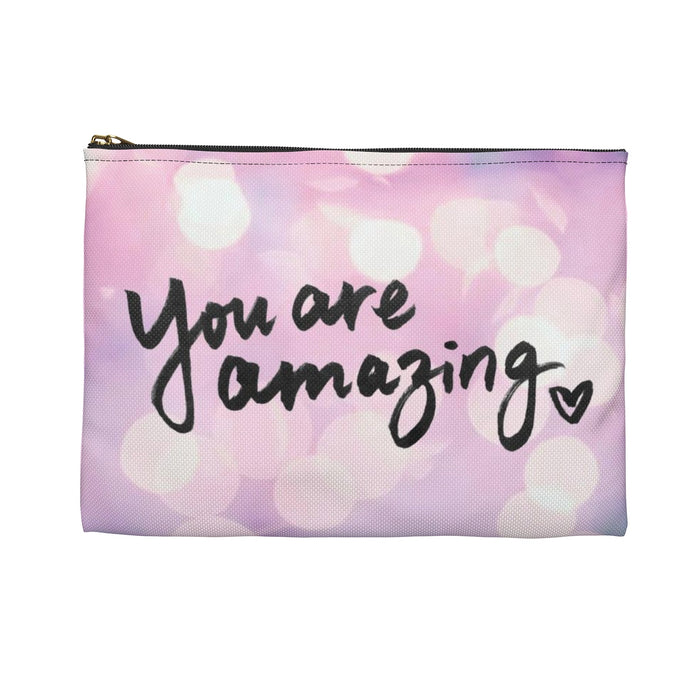 Bag | You Are Amazing Accessories Pouch