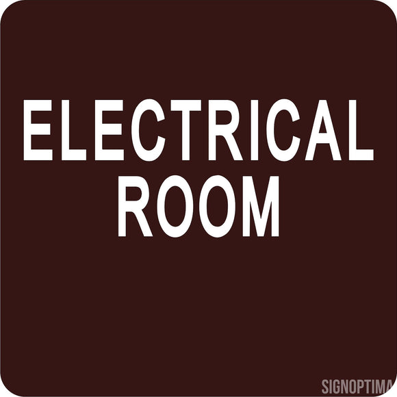 Electrical Room 6