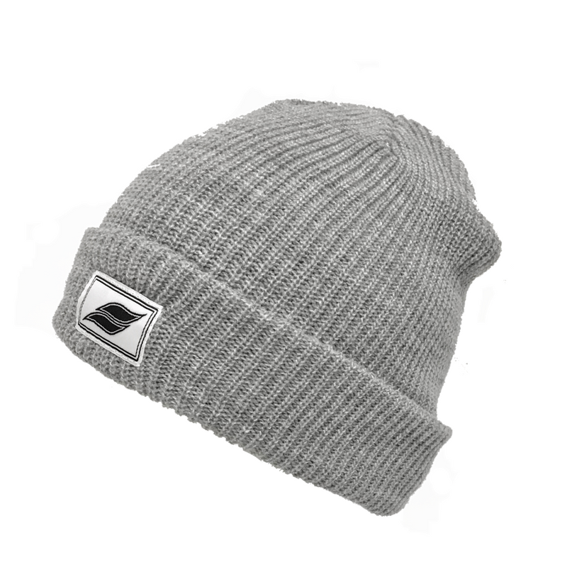 Framework Beanie - heather gray