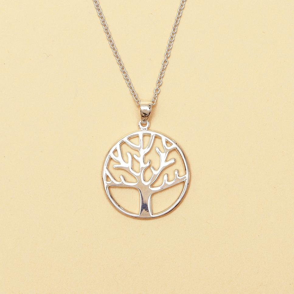 Simple Tree of Life Pendant