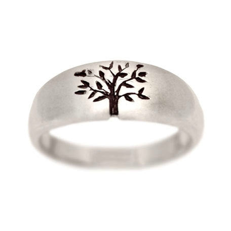 Tree of Life Men's Ring