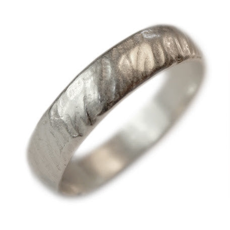 Boulder Wedding Band - Wide