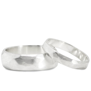 Authentic wedding set