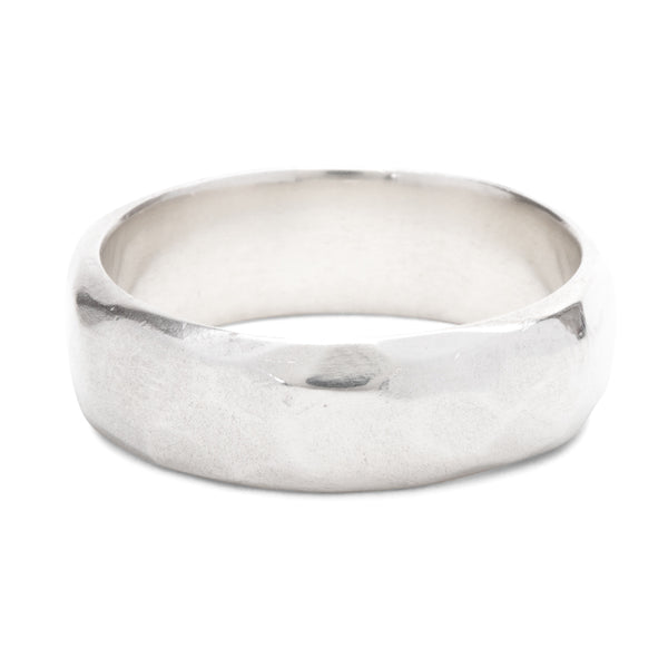 Authentic Wedding Band - Wide