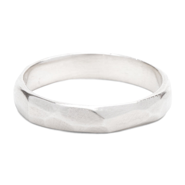 Authentic Wedding Band - Narrow