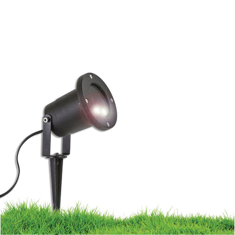 Outdoor Home Decorating LED Garden Laser Projector (UL certified charger)