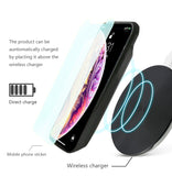 Battery Case for iPhone 6/6s/7/8 5000 mAh Slim Wireless Charger Case Rechargeable Extended Charging Case for Apple Cell Phone 6 6S 7 8, Black