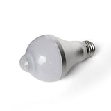 Soft/Cold White Motion Activated LED E26/E27 Light Bulb - Nuvending.com