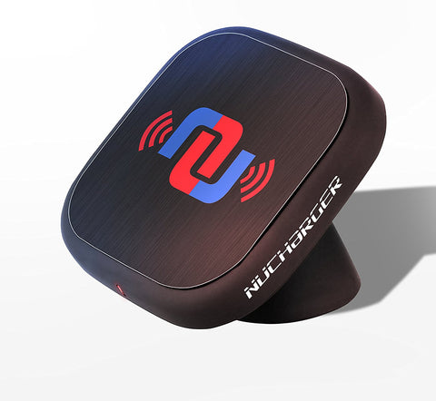 NuCharger Snap200 Qi Enabled Wireless Car Charger and Cellphone Holder - Nuvending.com