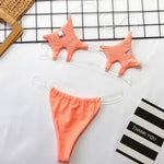 Cut Out Bikini Dora
