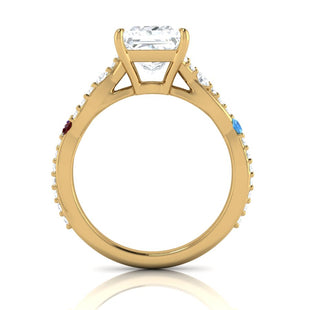 Ron Crawford Custom Engagement Ring
