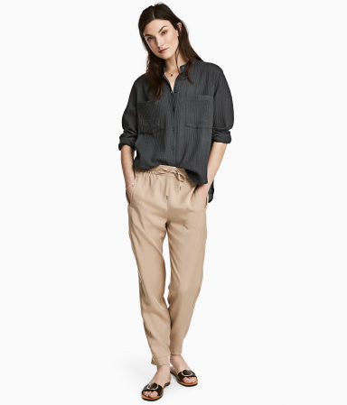 Trendy Lyocell Pull-on Pants
