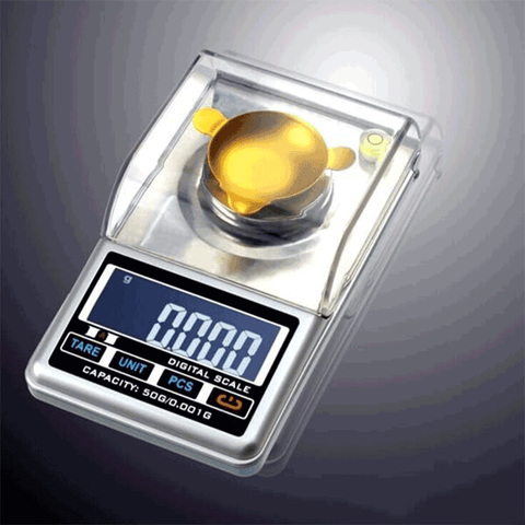 Precision LCD Screen Pocket Digital Scale Weight Balance Scaling 0.001