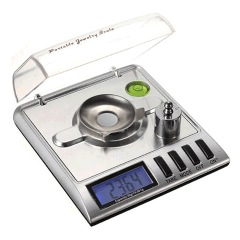 NEW Precision Fashion Pocket Digital Scale (Weight Balance Scaling)