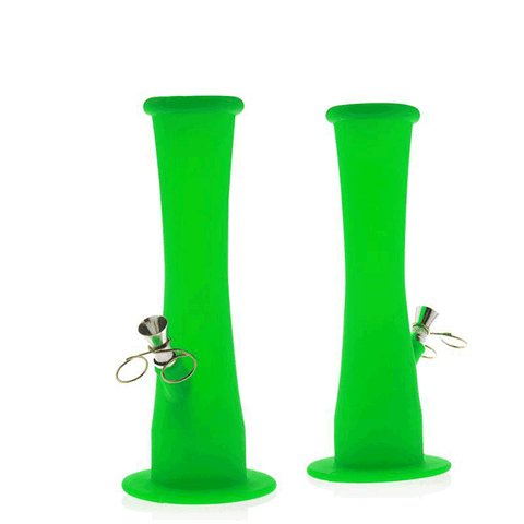 Silicone rubber water pipe durable & portable