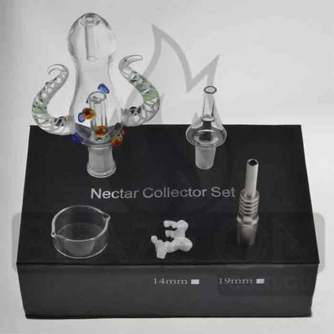 Gift Box Nectar Collector Kit - Honeystraw Kit.