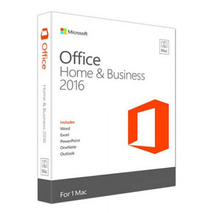 OFFICE HOME AND BUSINESS 2016 - MAC