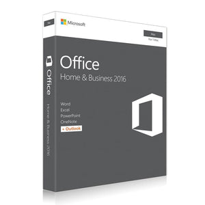 Office 2016 Home and Business for Mac