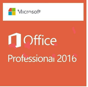 OFFICE PROFESSIONAL 2016 RETAIL - DOWNLOAD