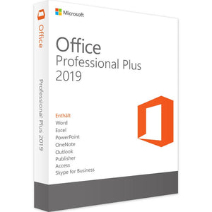 MICROSOFT OFFICE 2019 PROFESSIONAL - PC