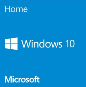 MICROSOFT WINDOWS 10 HOME EDITION 32/64BIT - 1 LICENSE