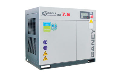 OX7.5 High Performance Scroll Air Compressor